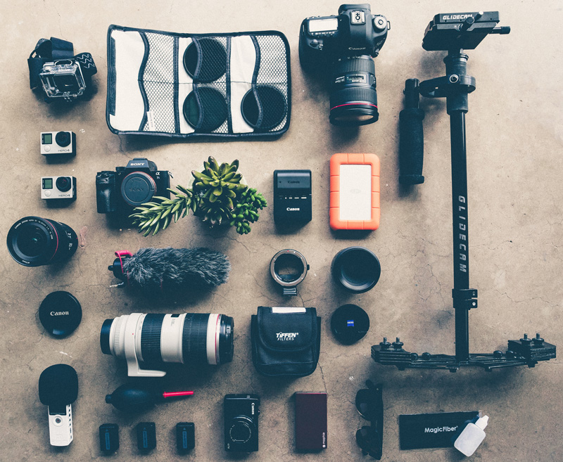 photography website design - make money to buy all that camera equipment